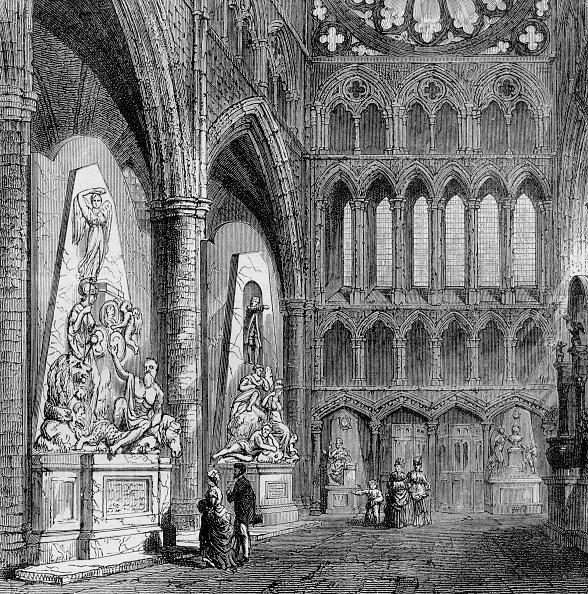 Westminster Abbey「North Transept」:写真・画像(6)[壁紙.com]
