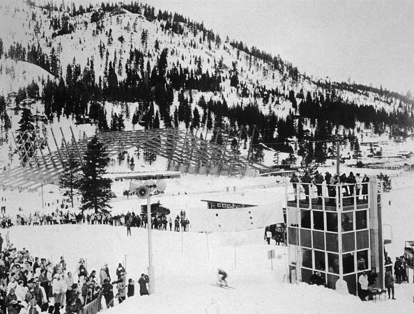 Ski Slope「Olympic Skiing In Squaw Valley」:写真・画像(18)[壁紙.com]