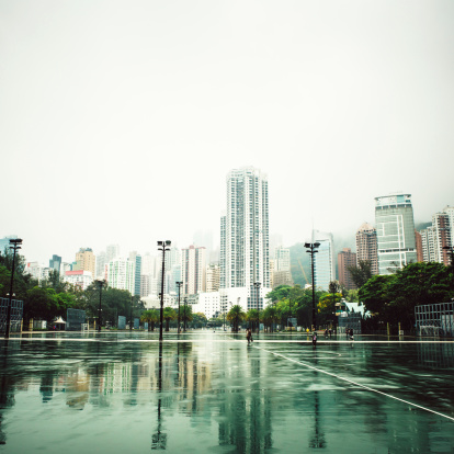 Public Park「Hong Kong and Victoria Park」:スマホ壁紙(5)