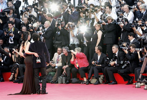 Photographer「62nd Venice Film Festival - Opening Gala & Seven Swords Premiere」:写真・画像(9)[壁紙.com]