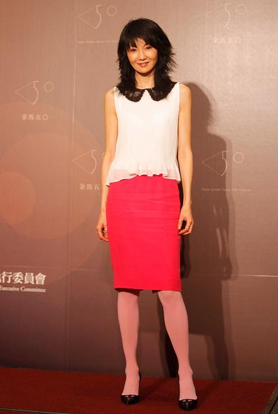 Sleeveless Top「Golden Horse Film Festival Press Conference」:写真・画像(9)[壁紙.com]