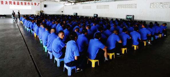 Conformity「Kunming Municipal Compulsory Rehabilitation Center」:写真・画像(14)[壁紙.com]