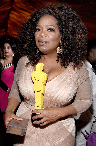 Oprah Winfrey「87th Annual Academy Awards - Governors Ball」:写真・画像(6)[壁紙.com]
