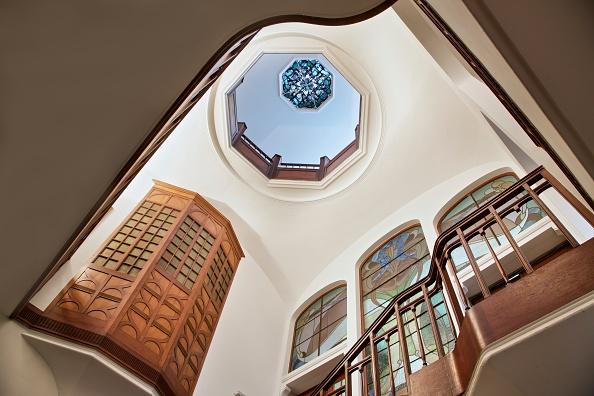 Wood Paneling「Hotel Otlet」:写真・画像(9)[壁紙.com]