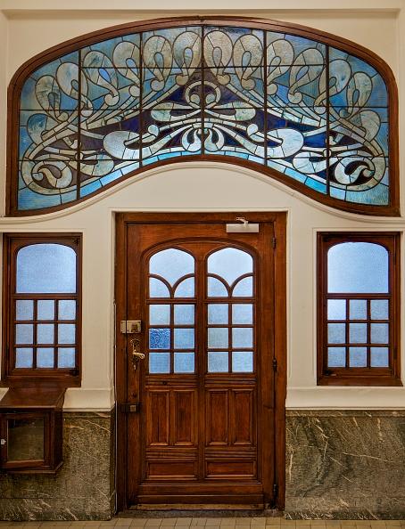 Art Nouveau「Hotel Otlet」:写真・画像(2)[壁紙.com]