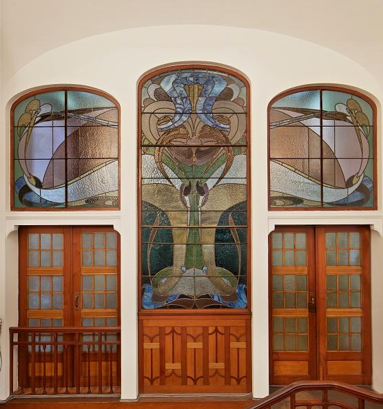 Art Nouveau「Hotel Otlet」:写真・画像(1)[壁紙.com]