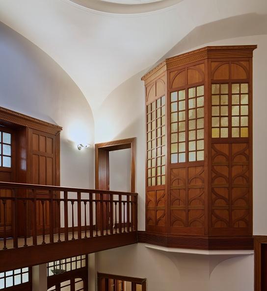 Wood Paneling「Hotel Otlet」:写真・画像(12)[壁紙.com]