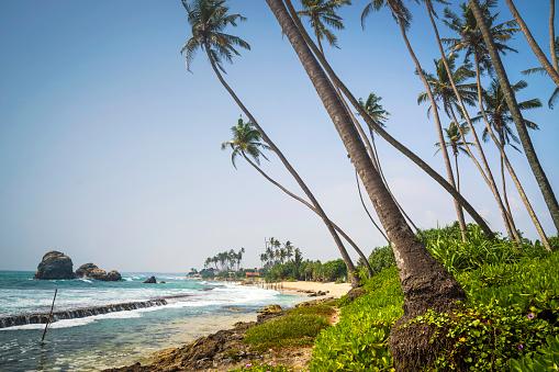 Sri Lanka「Koggala beach, Galle, Sri Lanka」:スマホ壁紙(5)