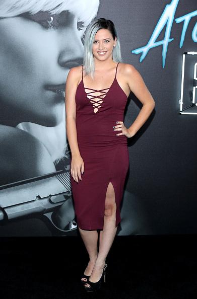 USA「Premiere Of Focus Features' 'Atomic Blonde' - Arrivals」:写真・画像(1)[壁紙.com]