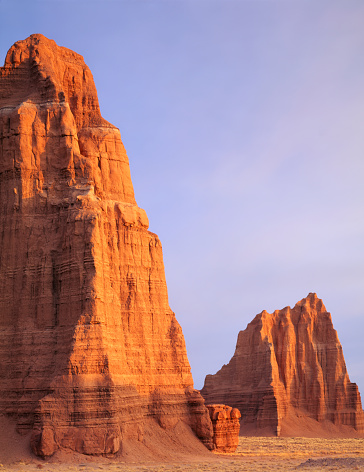 Capitol Reef National Park「Temple of the Moon and Temple of the Sun」:スマホ壁紙(7)