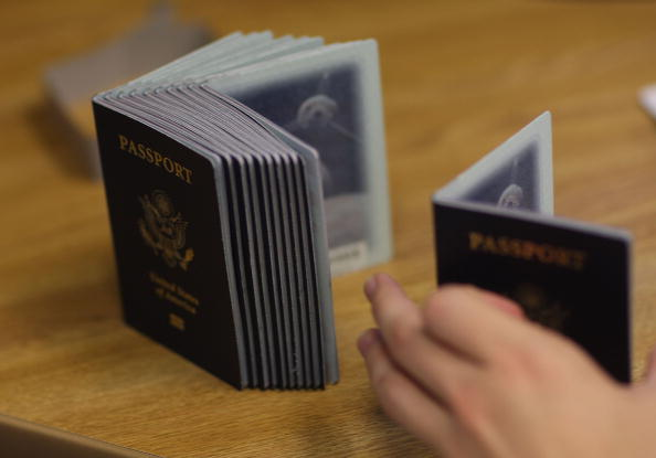 Copy Space「Passport Rules Relaxed In Advance Of Summer Travel Season」:写真・画像(17)[壁紙.com]