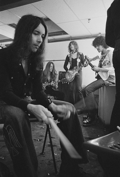 The Roundhouse「Thin Lizzy Backstage」:写真・画像(8)[壁紙.com]