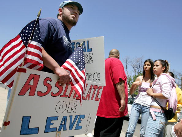 Showing Off「Immigrants Rally And Hold Boycotts Nationwide」:写真・画像(19)[壁紙.com]