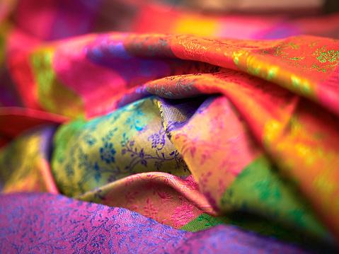 Silk「India, silk cloth」:スマホ壁紙(16)
