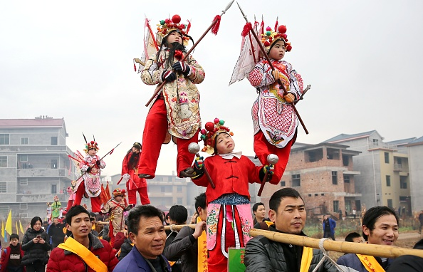 Celebration「'Taige' Performance In Jiangxi」:写真・画像(12)[壁紙.com]
