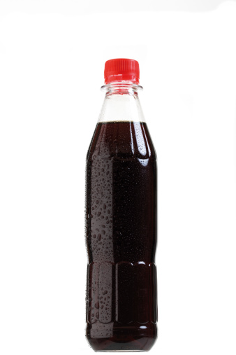 Drinking「Bottle of brown liquid」:スマホ壁紙(4)