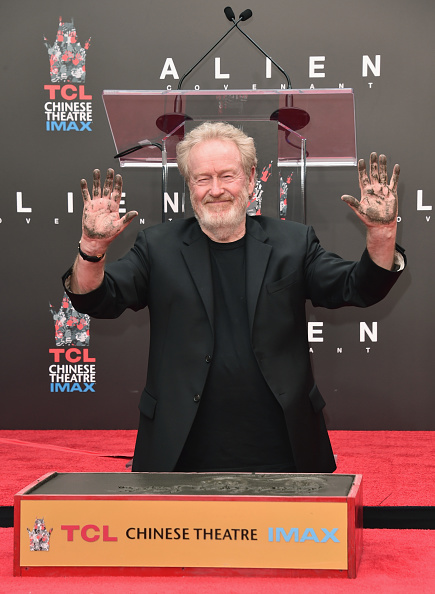 TCL Chinese Theatre「Sir Ridley Scott Hand And Footprint Ceremony」:写真・画像(16)[壁紙.com]