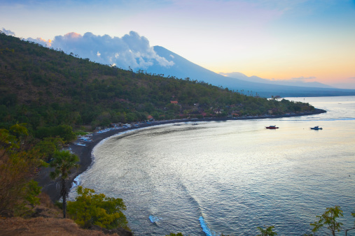 Mt Agung「Landascape in  Bali.」:スマホ壁紙(18)