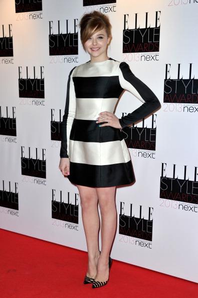 Sleeved Dress「Elle Style Awards - Inside Arrivals」:写真・画像(11)[壁紙.com]