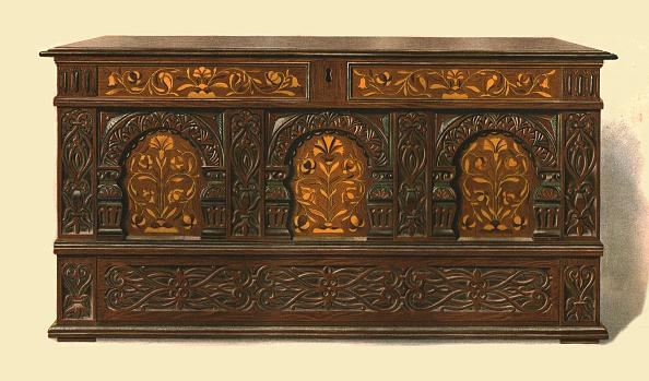 Wood - Material「Oak Inlaid Chest」:写真・画像(15)[壁紙.com]