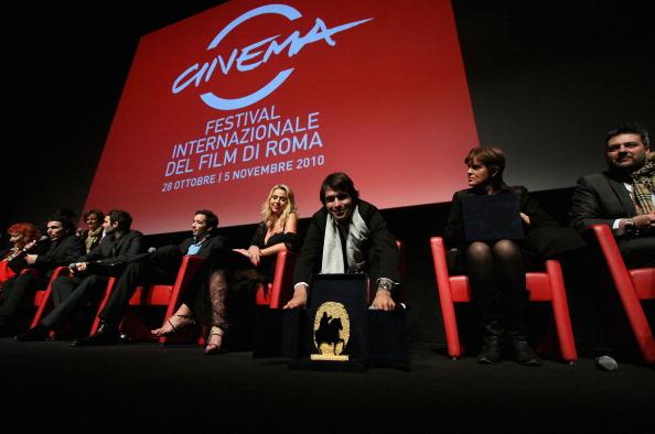 Ernesto S「Closing Awards Ceremony - Winners and Jury Press Conference: The 5th International Rome Film Festival」:写真・画像(13)[壁紙.com]