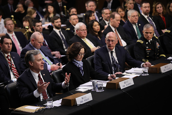 Central Intelligence Agency「Senate Intelligence Committee Holds Hearing On Worldwide Threats」:写真・画像(5)[壁紙.com]