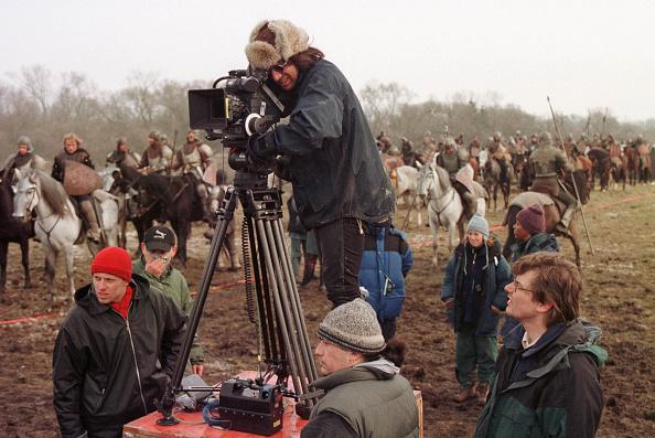 Film Director「JOAN OF ARC MOVIE IN PRODUCTION」:写真・画像(19)[壁紙.com]