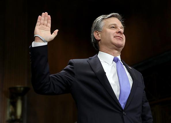 Win McNamee「FBI Director Christopher Wray Testifies Before The Senate Judiciary Committee」:写真・画像(5)[壁紙.com]