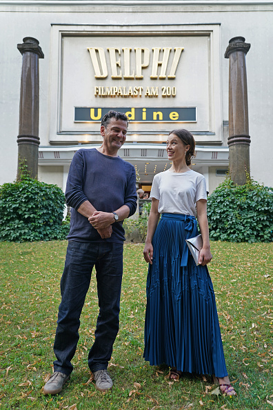 "Gray Shoe「""Undine"" Press Preview At Delphi Filmpalast Berlin」:写真・画像(0)[壁紙.com]"