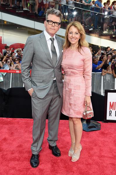 """Horn Rimmed Glasses「""""Mission Impossible - Rogue Nation"""" New York Premiere - Inside Arrivals」:写真・画像(3)[壁紙.com]"""