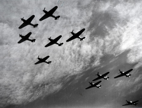 World War II「Battle of Britain, World War II, 1940」:スマホ壁紙(2)