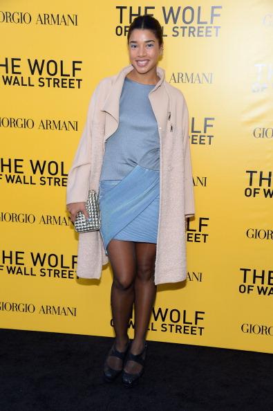 "Black Shoe「""The Wolf Of Wall Street"" New York Premiere - Inside Arrivals」:写真・画像(9)[壁紙.com]"