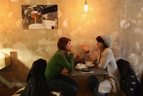 People「Third Wave Artisinal Coffee Roasters Find Niche」:写真・画像(9)[壁紙.com]