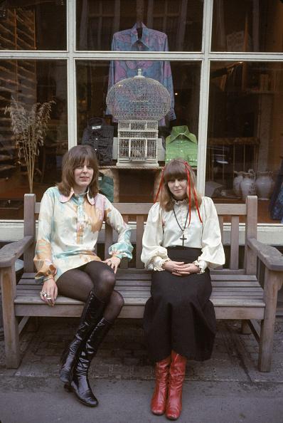 トップス「Shopping At Kings Road, 1969」:写真・画像(3)[壁紙.com]