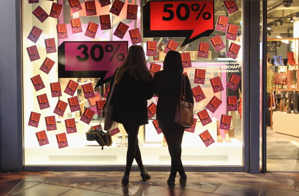 Sale「Retailers Expect Strong Christmas Season」:写真・画像(6)[壁紙.com]