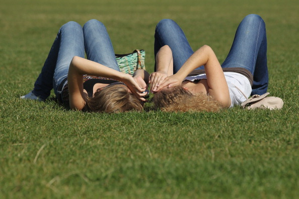 Summer「Summer Weather Finally Takes Hold In Germany」:写真・画像(10)[壁紙.com]