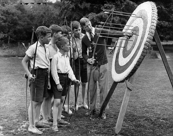 Sports Target「Archery Lesson」:写真・画像(18)[壁紙.com]