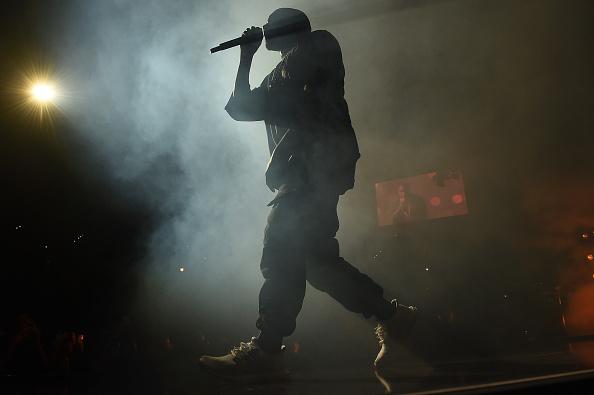 Kanye West - Musician「2015 iHeartRadio Music Festival - Night 1 - Show」:写真・画像(10)[壁紙.com]