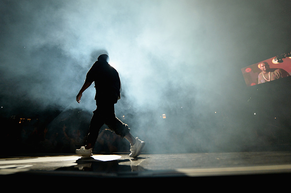 Kanye West - Musician「2015 iHeartRadio Music Festival - Night 1 - Show」:写真・画像(5)[壁紙.com]