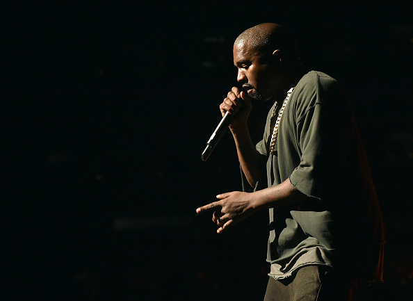 Kanye West - Musician「2015 iHeartRadio Music Festival - Night 1 - Show」:写真・画像(10)[壁紙.com]