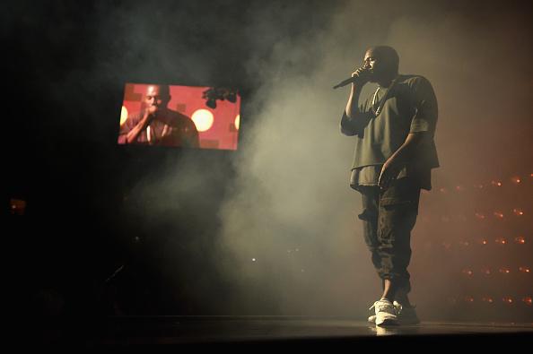 Kanye West - Musician「2015 iHeartRadio Music Festival - Night 1 - Show」:写真・画像(14)[壁紙.com]