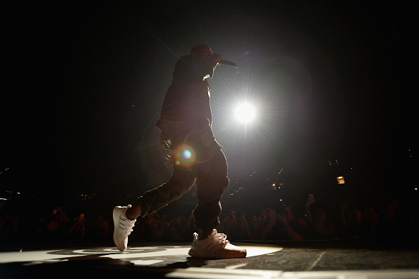 Kanye West - Musician「2015 iHeartRadio Music Festival - Night 1 - Show」:写真・画像(0)[壁紙.com]
