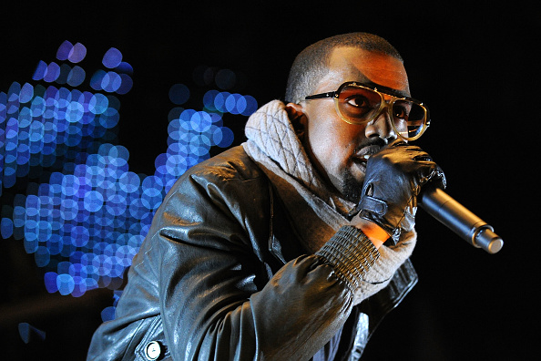 Kanye West - Musician「Good Vibrations Festival 2008 - Melbourne」:写真・画像(16)[壁紙.com]