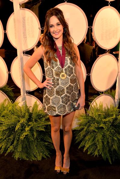 Metallic Shoe「61st Annual BMI Country Awards - Arrivals」:写真・画像(6)[壁紙.com]