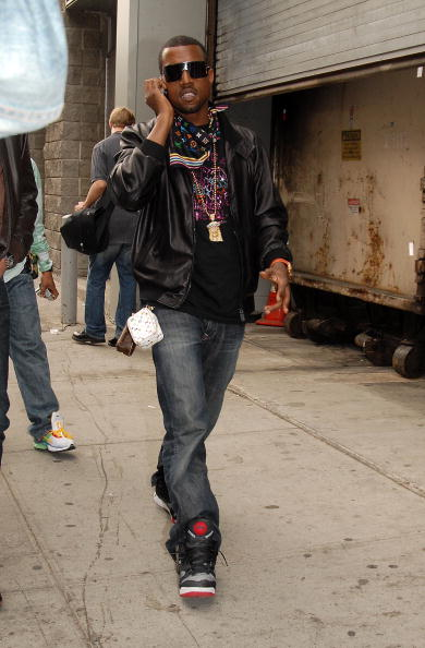 Kanye West - Musician「Mission: Impossible III Premiere In Harlem」:写真・画像(17)[壁紙.com]