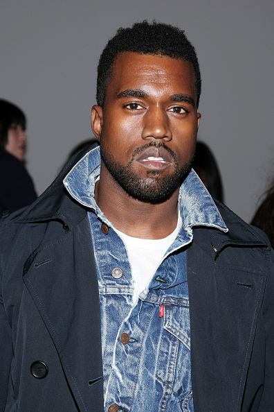 Kanye West - Musician「Preen By Thornton Bregazzi - Front Row - Fall 09 MBFW」:写真・画像(6)[壁紙.com]