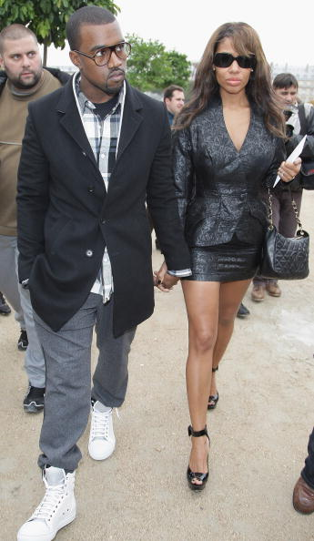 Kanye West - Musician「Christian Dior- Paris Fashion Week Sp/Sum 08- Arrivals &Front Row」:写真・画像(8)[壁紙.com]