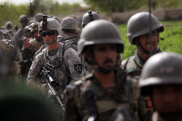 Taliban「U.S. Army Conducts Operations In Kandahar Province」:写真・画像(16)[壁紙.com]