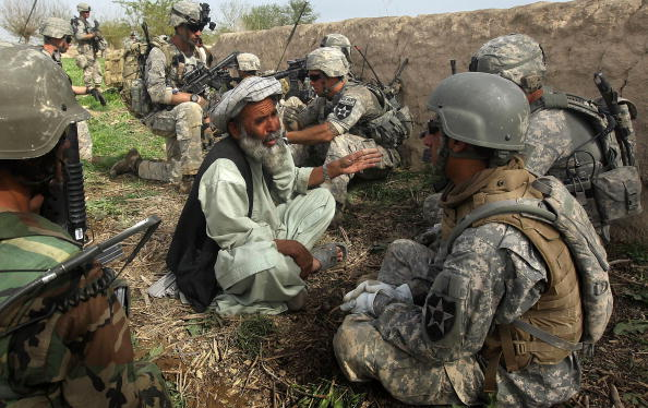 Taliban「U.S. Army Conducts Operations In Kandahar Province」:写真・画像(14)[壁紙.com]