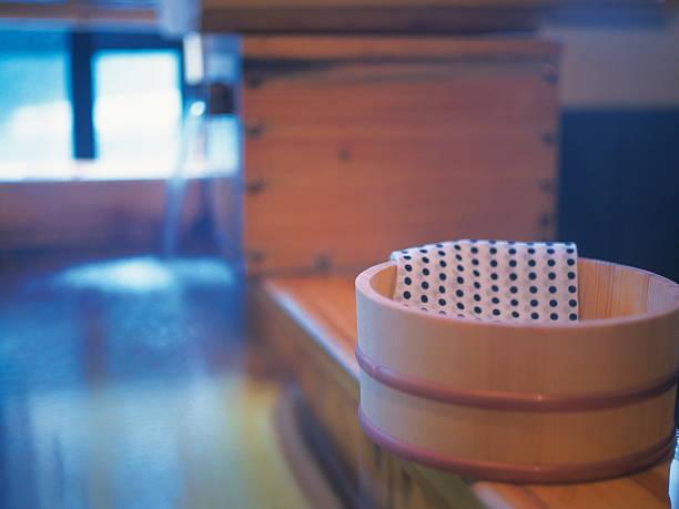 Hinoki bathtub:スマホ壁紙(壁紙.com)
